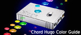 Chord Hugo Color Guide Explanations