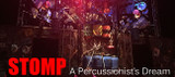 Stomp: A percussionist's dream