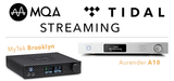 MQA Streaming with TIDAL Masters
