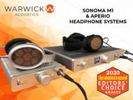Warwick Acoustics Receives Editor's Choice Awards