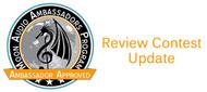 Ambassador Review Contest Update