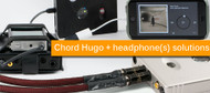 4 Chord Hugo Headphone Cable Solutions