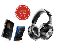 Headphones of the Month - October 2018