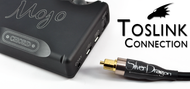 Chord Mojo Toslink Connections