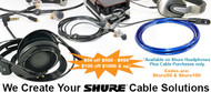 SHURE Headphones + BEST Cables to Match