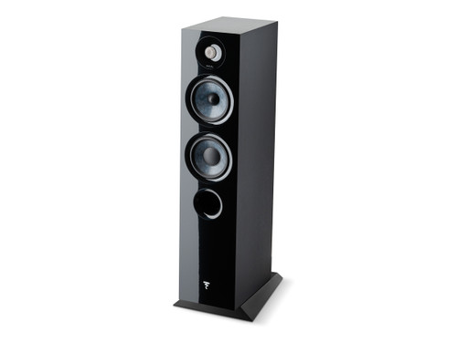Focal Chora 816 in Black Lacquer