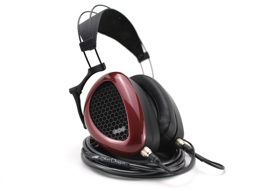 Dan Clark Aeon 2 Open headphones with Silver Dragon