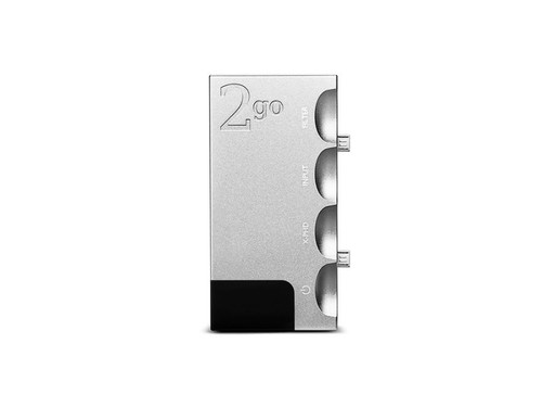 Chord 2go Streaming Device in silver