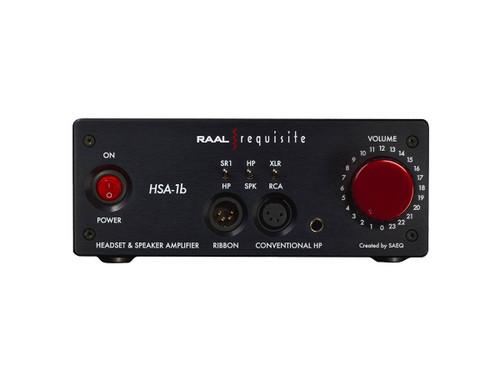 RAAL requisite HSA-1b headphone amplifier