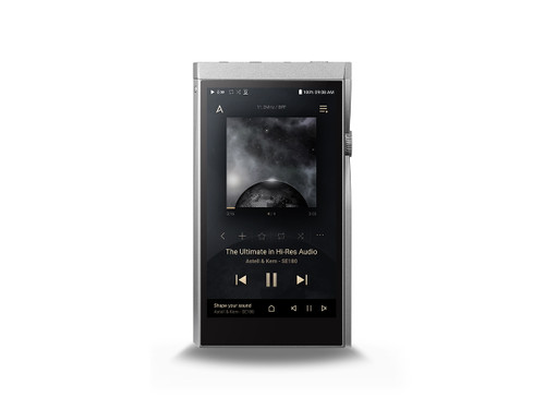 Astell&Kern A&Futura SE180 Music Player (front)