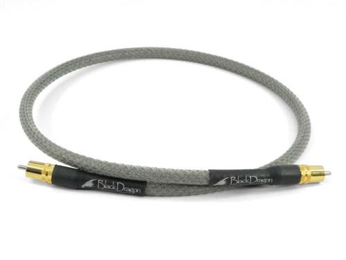 Black Dragon Coax Digital Cable