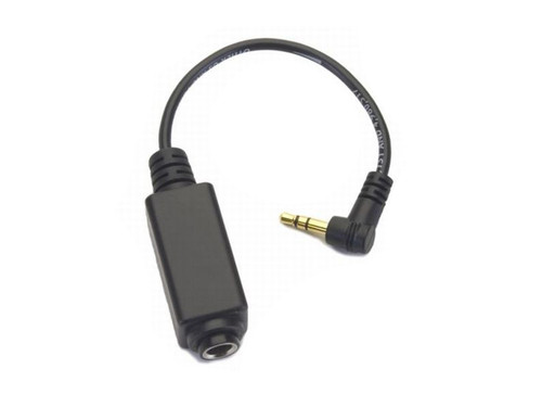 Cardas HPI-A Mini to Female 1/4 Inch Adapter Cable