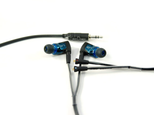 Silver Dragon IEM V1 Cable for Ultimate Ears Triple Fi