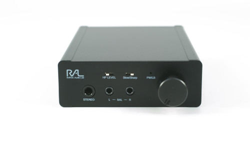 RAL KEB02AK Balanced Headphone Amplifier