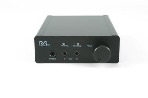 RAL KEB02AK Balanced Headphone Amplifier