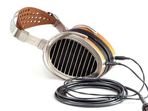 Silver Dragon Premium Cable for HiFiMan Headphones