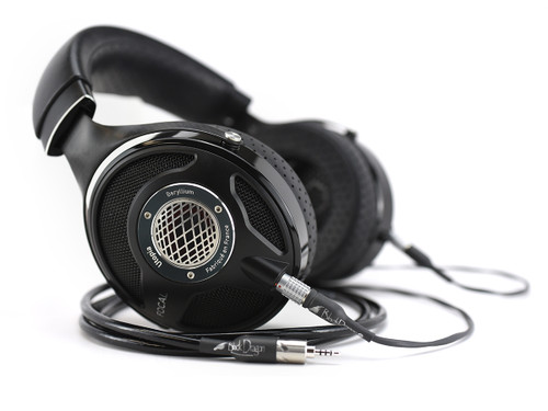 Focal Utopia headphones with Black Dragon