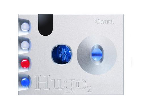 Chord Hugo 2 DAC Headphone Amp (silver)