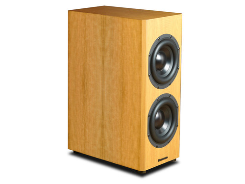 Bryston Mini T Subwoofer in Natural Cherry