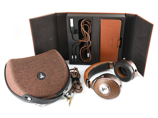 Focal Stellia with Black Dragon Headphone Cable
