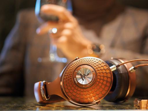 Focal Stellia Headphones on table