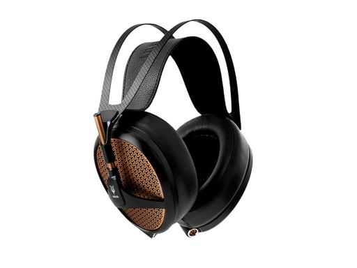 Meze Empyrean headphones in Copper