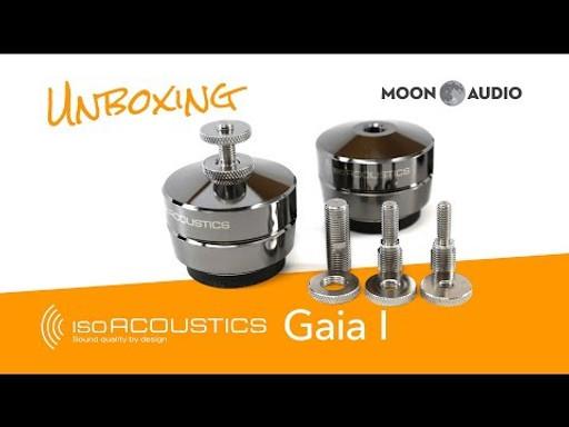 Isoacoustics Gaia I Speaker Isolation