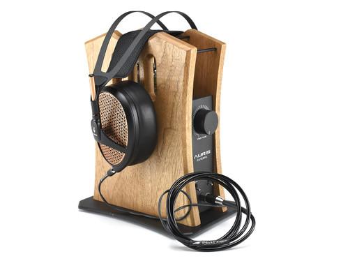 Euterpe Headphone Amplifier with Black Dragon