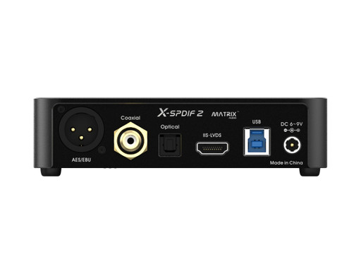 Matrix Audio X-SPDIF 2 USB Interface