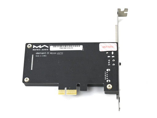 Matrix element H USB Interface