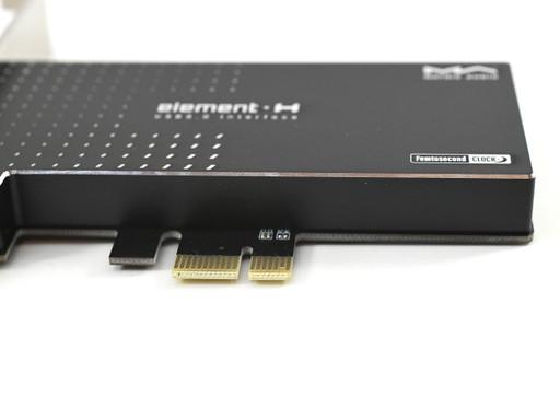 Matrix element H USB Bus