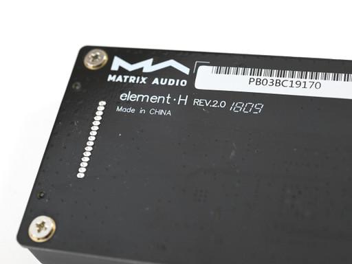 Matrix element H USB Card