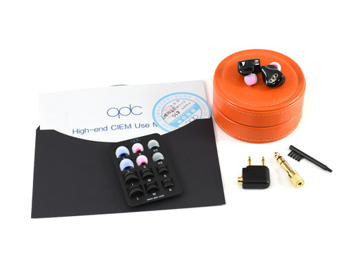 QDC 8SS Universal IEM