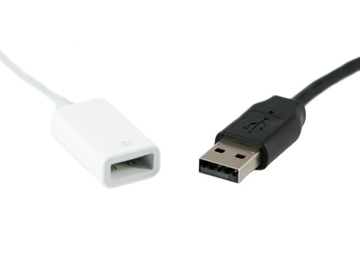 Apple CCK + Black Dragon USB Cable for Chord Hugo