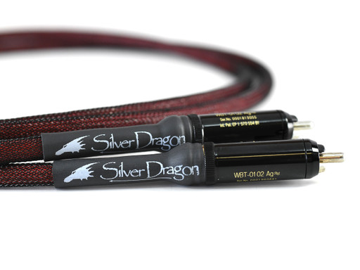 Silver Dragon Interconnect Cable V2