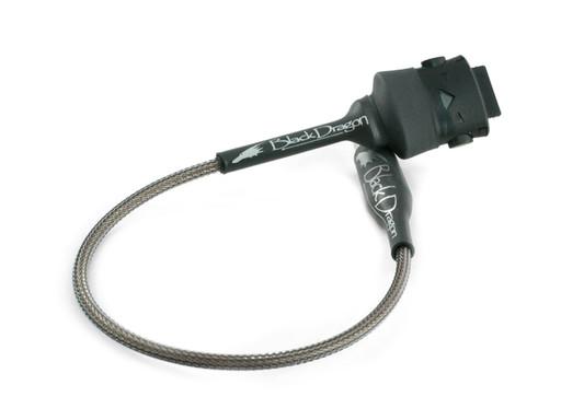 Black Dragon Mini Coax Digital Cable 75ohm