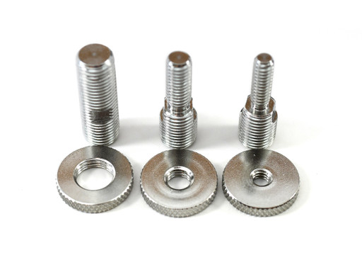M6 / M8  / .25-20 threaded studs