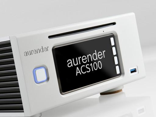 Aurender ACS100 Music Server with CD Ripper