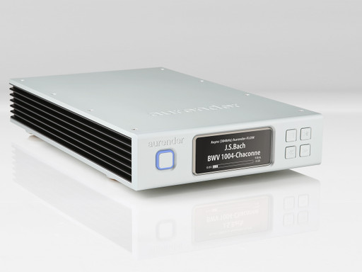 N100SC Caching Music Server-Silver