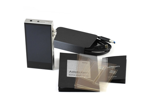 Astell n Kern SA700 DAP with included accessories
