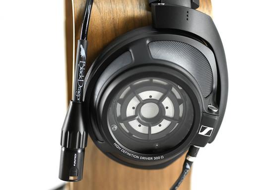 Black Dragon Premium Cable for Sennheiser HD820
