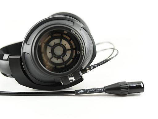 Black Dragon Premium Cable for Sennheiser HD 820