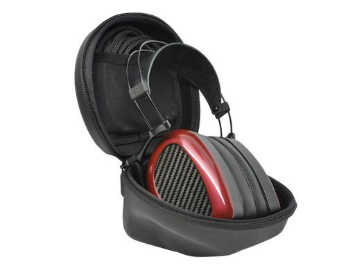 Dan Clark Aeon 2 Open headphones in travel case
