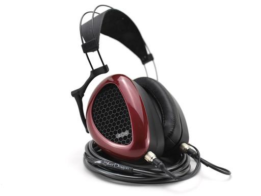 Dan Clark Aeon 2 Open headphones with Silver Dragon