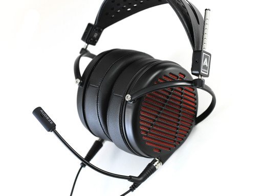 Stock Cable with Audeze LCD-GX Headphones