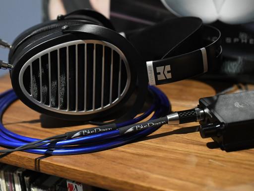 Blue Dragon Premium with Hifiman Ananda and EarMen TR-Amp