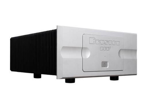 Bryston 28B Cubed Amplifier in Silver