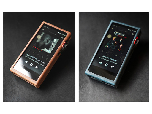 Astell & Kern SA700 Leather Case by Dignis (Rete)