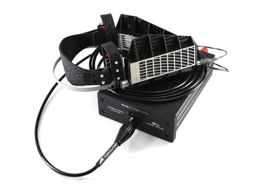 Black Dragon Premium cable for RAAL SR1a headphones