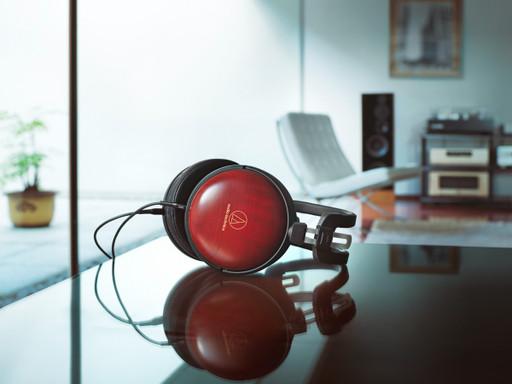 Audio-Technica ATH-AWAS headphones